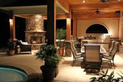 patio romántico