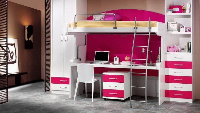 Muebles funcionales para optimizar espacios peque os for Muebles funcionales
