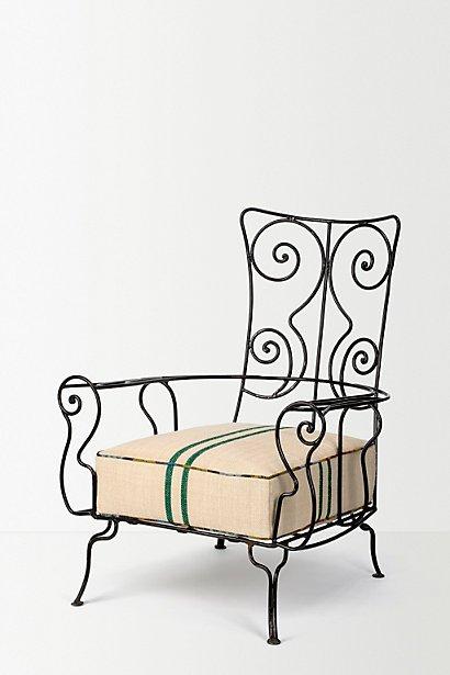 hierro forjado en la decoracion de interiores 4