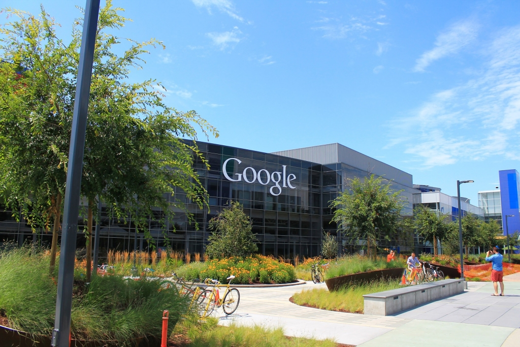 Arquitectura Corporativa en sede de Google