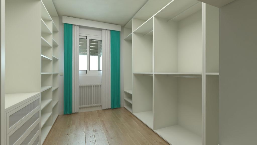 Consejos para crear el Walk in Closet perfecto elegir un espacio