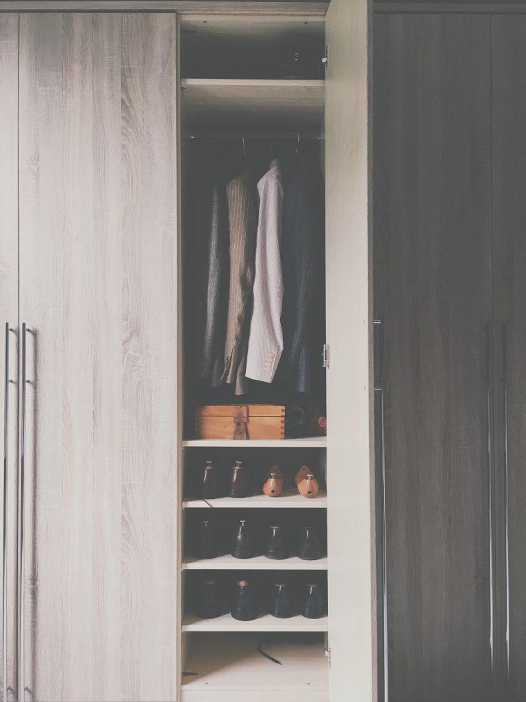 Consejos para crear el Walk in Closet perfecto organización