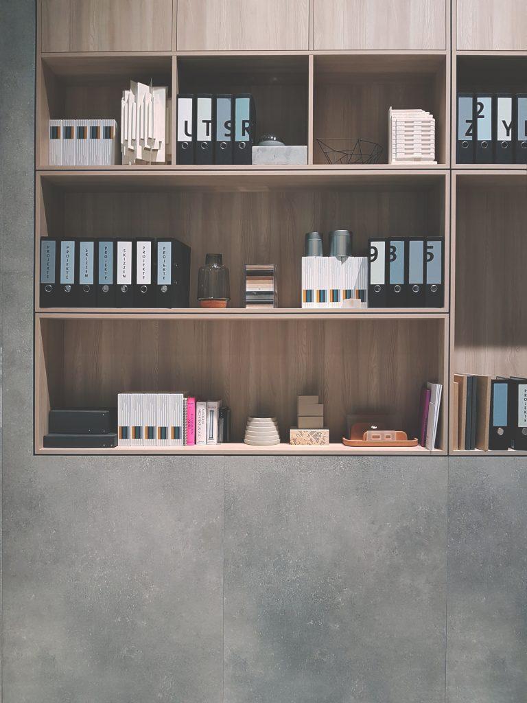 correcta distribución dentro de una oficina